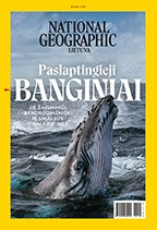 National Geographic gegužė
